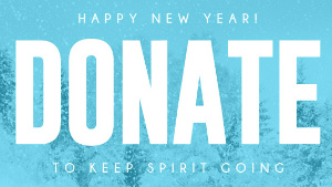 Be one of the first to give in 2015!